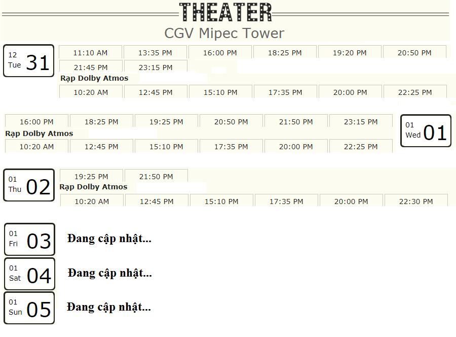 Lịch chiếu phim 'Mắt Biếc' tuần này tại một số rạp CGV Hà Nội - Ảnh 3.