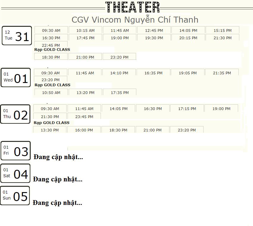 Lịch chiếu phim 'Mắt Biếc' tuần này tại một số rạp CGV Hà Nội - Ảnh 7.