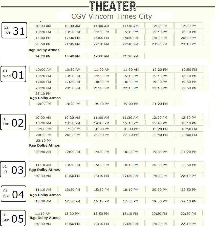 Lịch chiếu phim 'Mắt Biếc' tuần này tại một số rạp CGV Hà Nội - Ảnh 8.