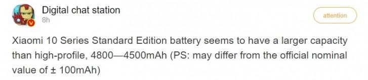 Xiaomi ra mắt điện thoại 5G Mi 10 và Mi 10 Pro, bỏ xa Samsung và iPhone với công nghệ sạc nhanh 66w - Ảnh 2.