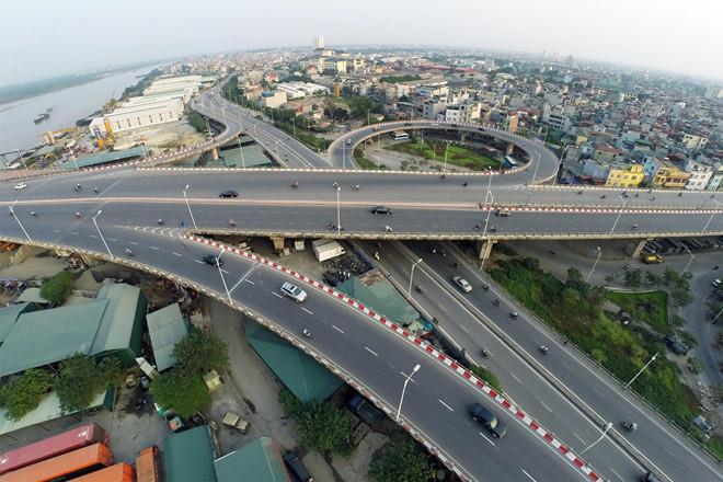 Hà Nội sắp chi 2.500 tỉ xây cầu Vĩnh Tuy mới - Ảnh 1.