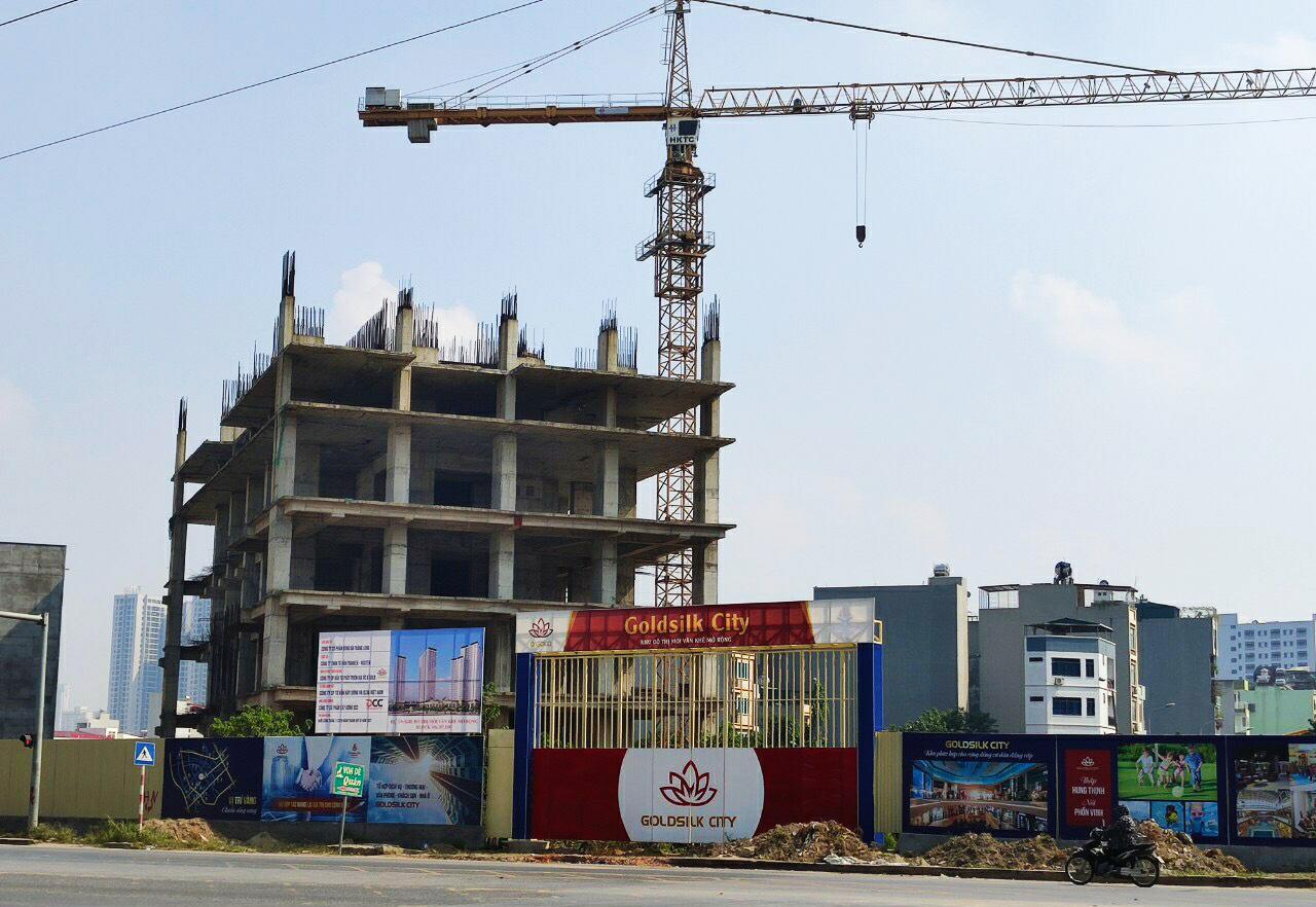 dự án chung cư trên đường tố hữu