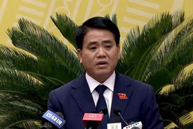 Chủ tịch Hà Nội: 'Giám đốc Sở Tài chính phát biểu rất sai lầm về cơ cấu giá nước sông Đuống' - Ảnh 1.