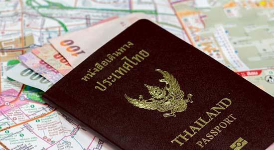 dai su quan Thai lan tai Viet Nam