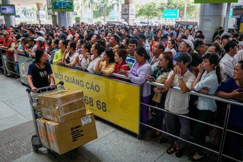 Đề xuất đầu tư gần 11.000 tỉ đồng xây nhà ga T3 Tân Sơn Nhất - Ảnh 1.