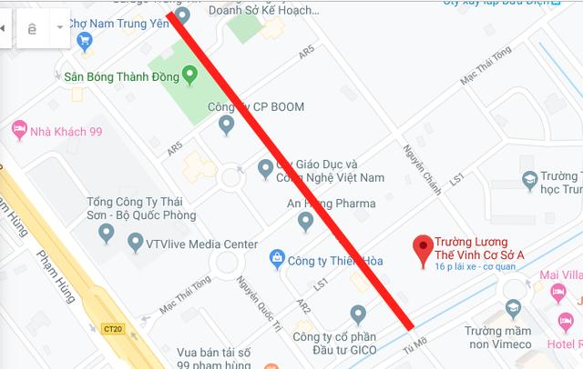 Hà Nội: Toàn cảnh tuyến đường dự kiến mang tên Anh hùng Núp - Ảnh 13.