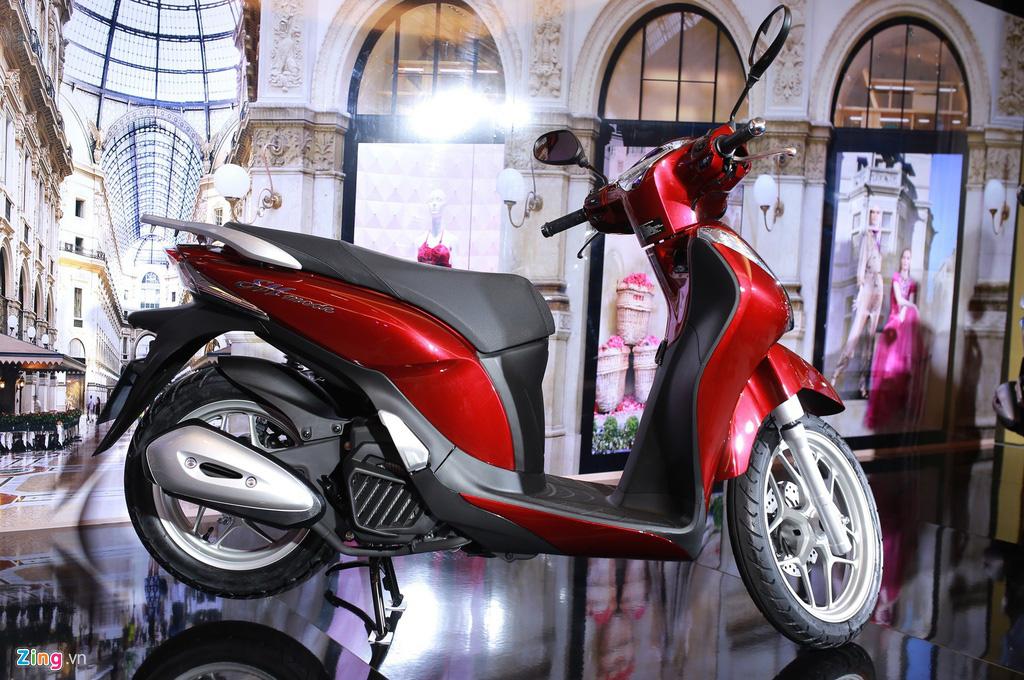 Những lựa chọn xe tay ga cho phái đẹp giá trên 40 triệu đồng - Ảnh 1.