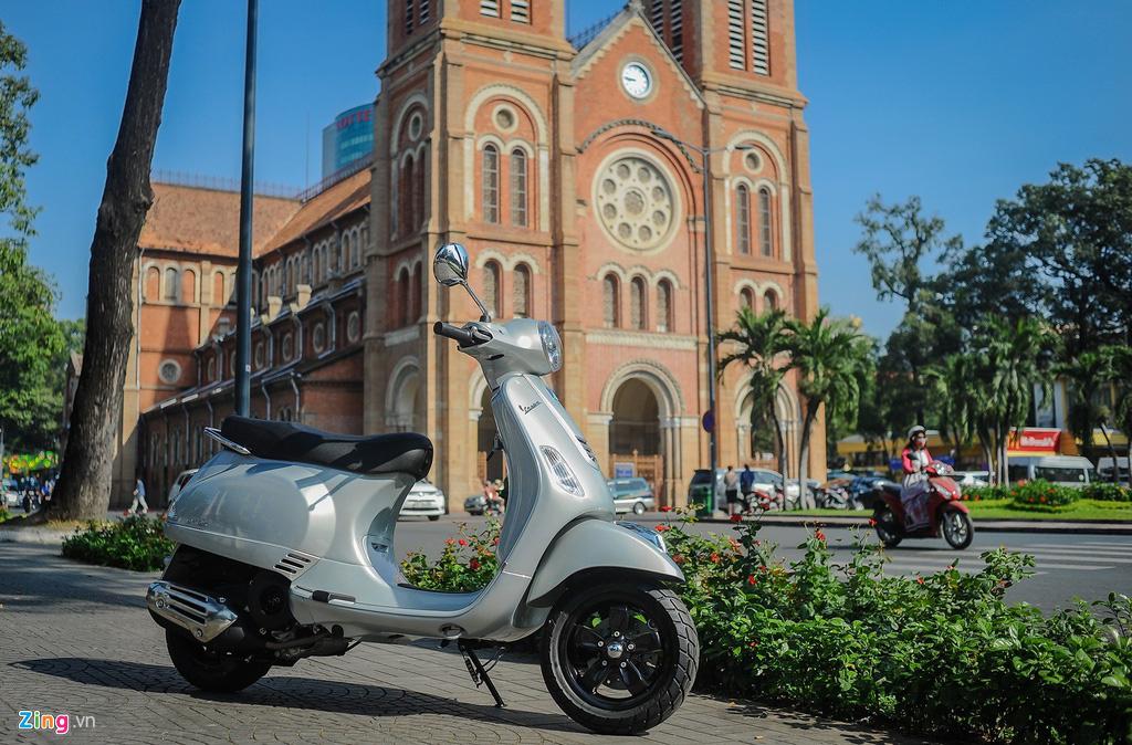 Những lựa chọn xe tay ga cho phái đẹp giá trên 40 triệu đồng - Ảnh 5.