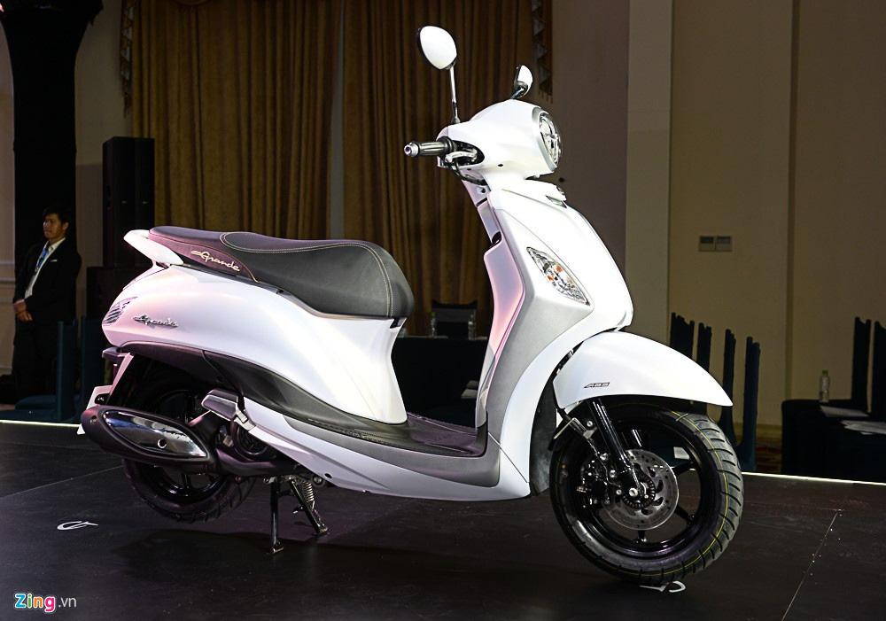 Những lựa chọn xe tay ga cho phái đẹp giá trên 40 triệu đồng - Ảnh 8.