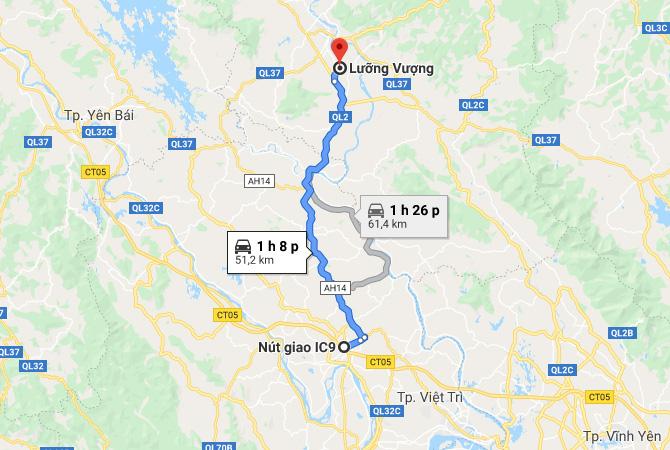 3.200 tỉ đồng xây cao tốc Tuyên Quang - Phú Thọ - Ảnh 1.