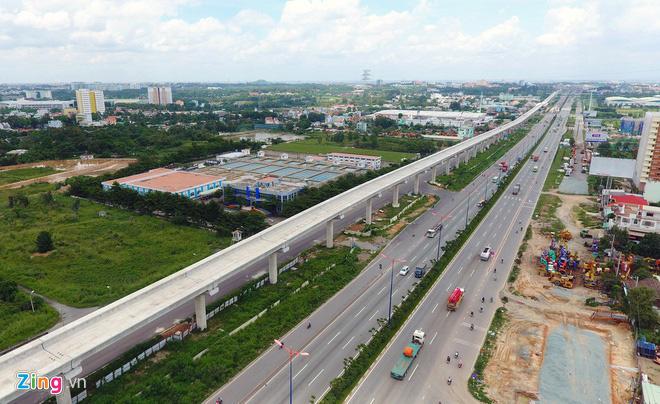 TP HCM được vay lại gần 54.000 tỉ đồng để làm tuyến metro số 1 và 2 - Ảnh 1.