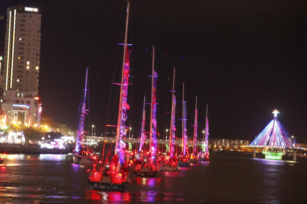 Đà Nẵng chưa có tiền thanh toán hơn 22 tỉ đồng tổ chức cuộc đua thuyền buồm - Ảnh 2.
