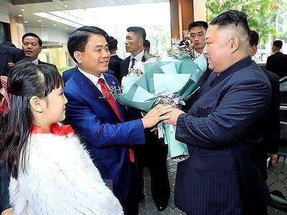 Toàn cảnh hai ngày thượng đỉnh của Tổng thống Donald Trump và Chủ tịch Kim Jong-un tại Hà Nội - Ảnh 3.