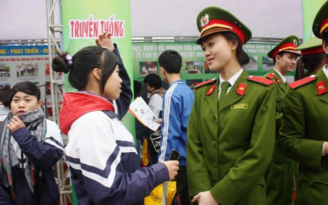 Học viện An ninh nhân dân: Sẽ hủy kết quả của thí sinh gian lận điểm thi THPT ở Hòa Bình