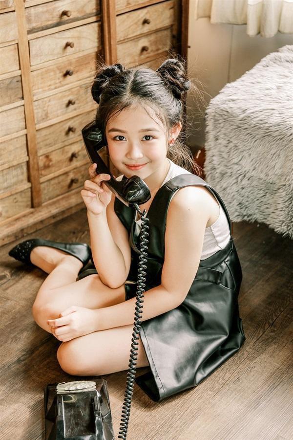 Ai cũng ước có con gái sau khi ngắm loạt sao nhí dễ thương của màn ảnh Việt - Ảnh 8.