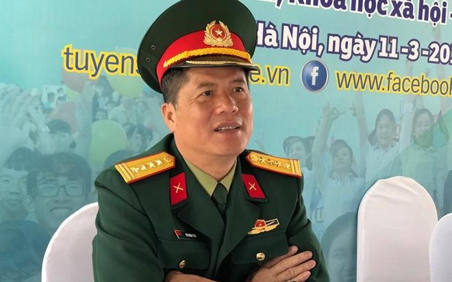 Bộ Quốc phòng điều chỉnh khu vực tuyển sinh trường quân đội năm 2019