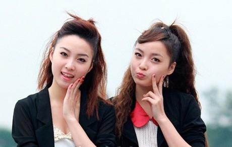 Em gái sinh đôi quyến rũ của Trúc Những cô gái trong thành phố - Ảnh 1.