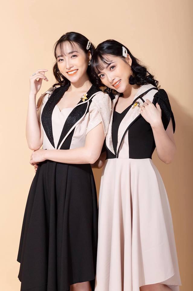 Em gái sinh đôi quyến rũ của Trúc Những cô gái trong thành phố - Ảnh 2.