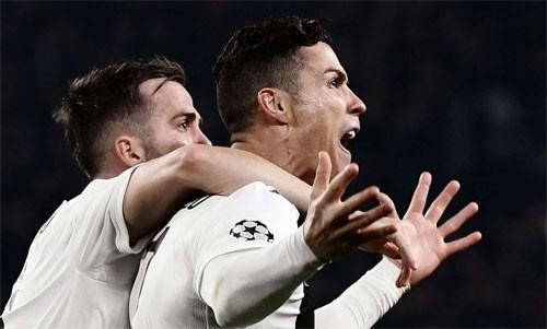 Mendes: Người ngoài hành tinh Ronaldo sẽ làm nên lịch sử cho Juventus - Ảnh 1.