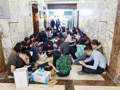 Doanh nghiệp Việt - Hàn tranh chấp đến xô xát tại tòa nhà Charmvit - Ảnh 4.