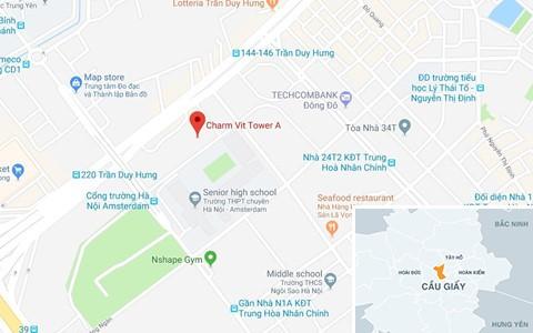 Doanh nghiệp Việt - Hàn tranh chấp đến xô xát tại tòa nhà Charmvit - Ảnh 5.