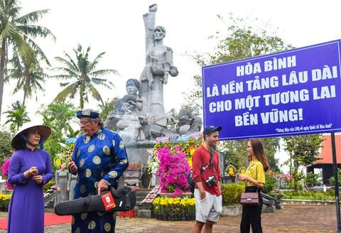 Cựu binh Mỹ 27 năm gieo giấc mơ hòa bình ở Việt Nam - Ảnh 6.