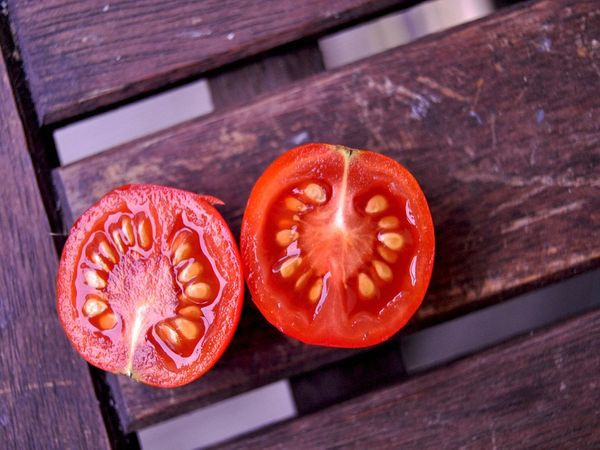 Hạt cà chua bị đồn gây viêm ruột thừa, sự thật là gì? - Ảnh 1.