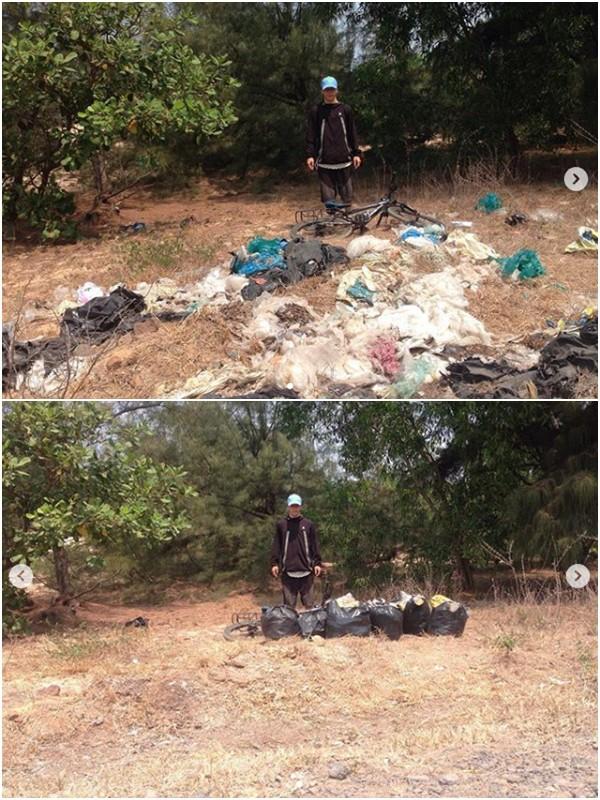 Giới trẻ Việt Nam hưởng ứng trào lưu dọn rác: Khi việc sống ảo trở nên có ý nghĩa - Ảnh 4.