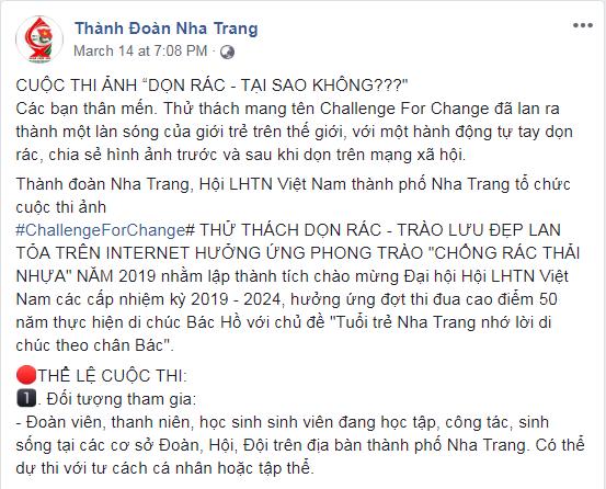 Giới trẻ Việt Nam hưởng ứng trào lưu dọn rác: Khi việc sống ảo trở nên có ý nghĩa - Ảnh 1.