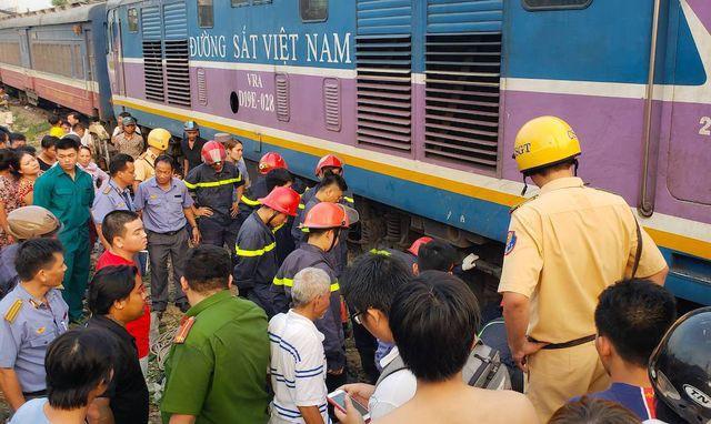 Người đàn ông thoát chết thần kỳ dưới gầm tàu hỏa bị gãy 7 xương sườn - Ảnh 1.