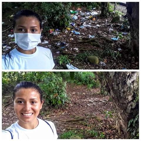 Người lan tỏa trào lưu dọn rác: 'Các bạn Việt Nam nhắn tin cảm ơn tôi - Ảnh 6.
