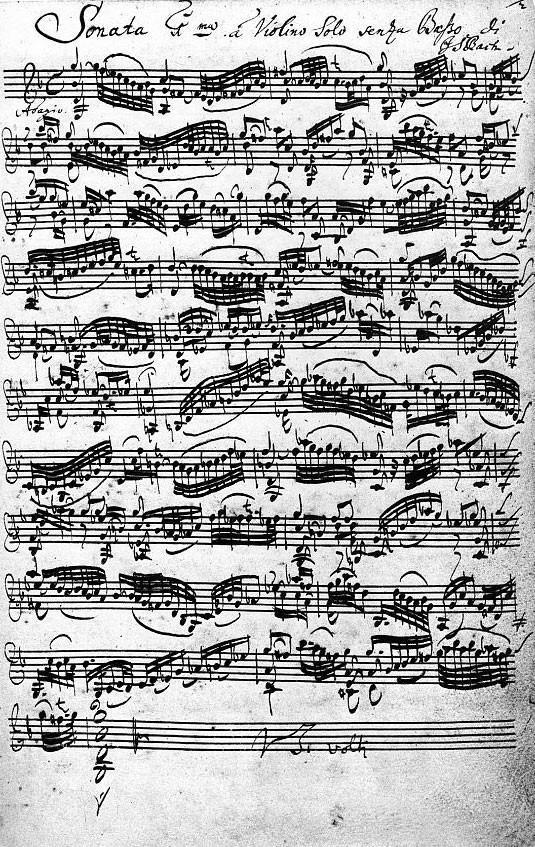 Johann Sebastian Bach - Nhà soạn nhạc vĩ đại từng bị coi như nhạc công - Ảnh 4.