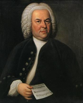 Johann Sebastian Bach - Nhà soạn nhạc vĩ đại từng bị coi như nhạc công - Ảnh 1.