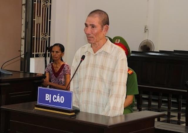 Hiếp dâm trẻ em, người đàn ông 64 tuổi lĩnh 20 năm tù - Ảnh 1.