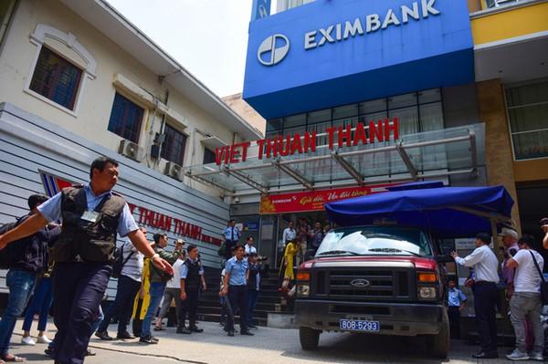 Eximbank lên tiếng về tâm thư bức xúc chuyện đột ngột mất ghế của cựu Chủ tịch Lê Minh Quốc - Ảnh 1.