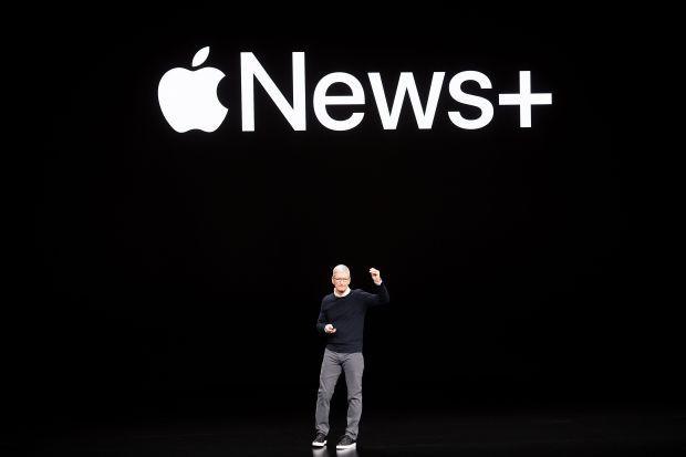Apple ra mắt hàng loạt dịch vụ mới, iPhone không còn là ưu tiên hàng đầu - Ảnh 1.