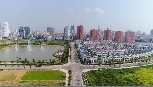 Đề xuất lấy toàn bộ khu Mễ Trì và chục nghìn tỉ để xây trụ sở bộ ngành - Ảnh 1.