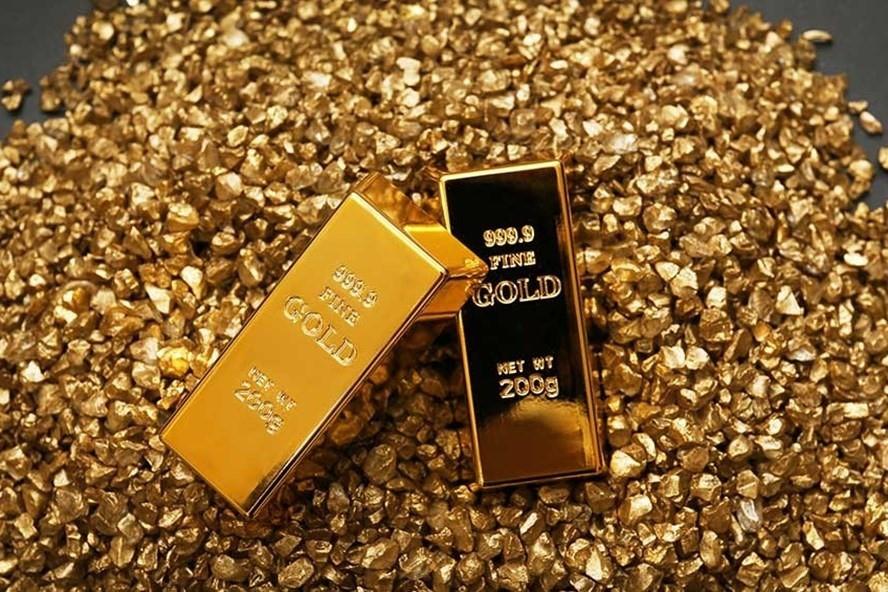 Giá vàng hôm nay 26/4: Tụt xuống đáy, vàng tự lên trở lại  - Ảnh 1.