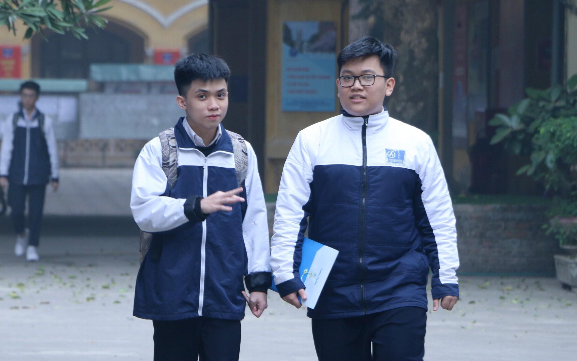 Đề thi khảo sát lớp 12 tại Hà Nội môn Ngữ văn năm 2019