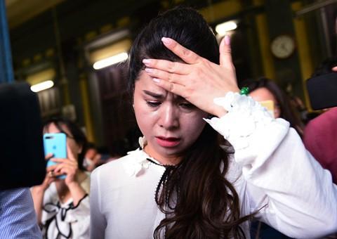 Cảm xúc trái chiều của vợ chồng vua cà phê sau phiên tòa ly hôn - Ảnh 21.