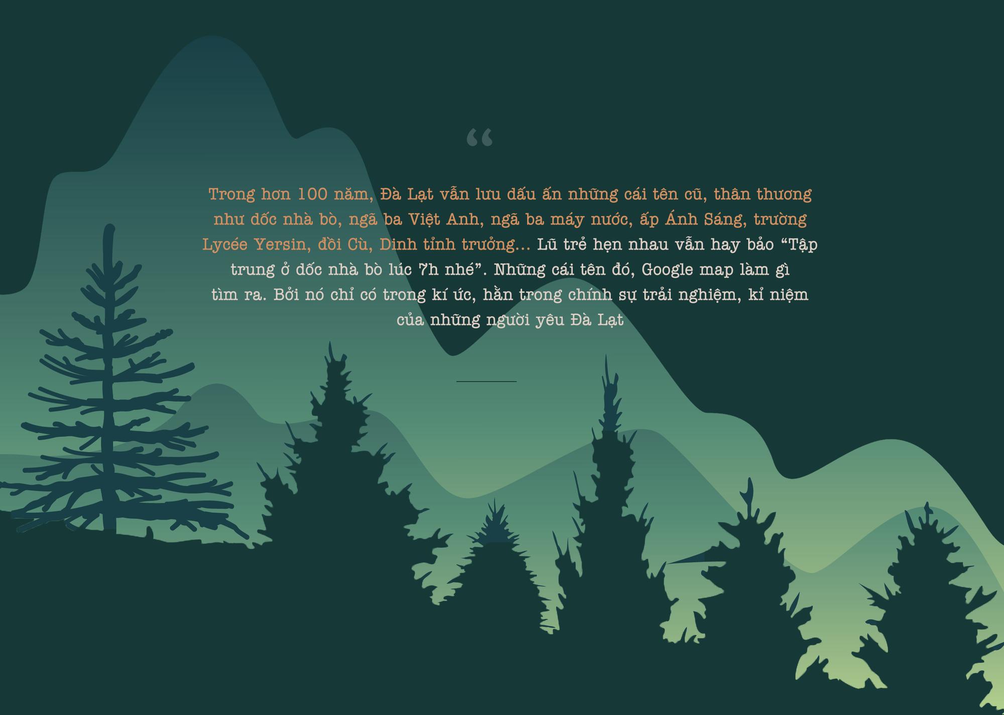 Nỗi buồn gửi riêng Đà Lạt: 'Tiểu Paris' giữa rừng liệu có thành những khối bê tông? - Ảnh 5.