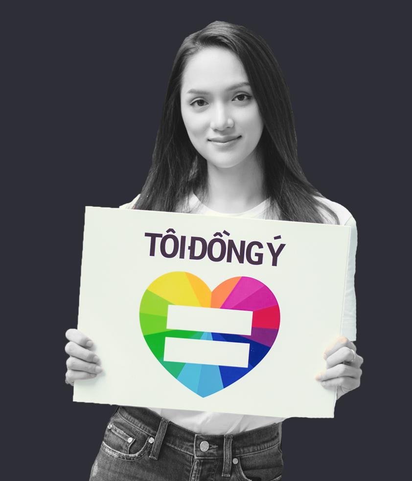 Hoa hậu Hương Giang: 'Tôi tha thiết mong cộng đồng LGBT cùng lên tiếng thúc đẩy quyền của người chuyển giới' - Ảnh 10.