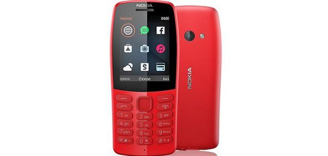 Cục gạch Nokia 210 trở lại Việt Nam: Dùng được Facebook, chơi được Asphalt, chụp ảnh, có giắc cắm tai nghe, giá chỉ 700 nghìn đồng - Ảnh 1.