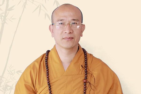 Đại đức Thích Trúc Thái Minh chùa Ba Vàng xin lỗi phật tử cả nước - Ảnh 1.