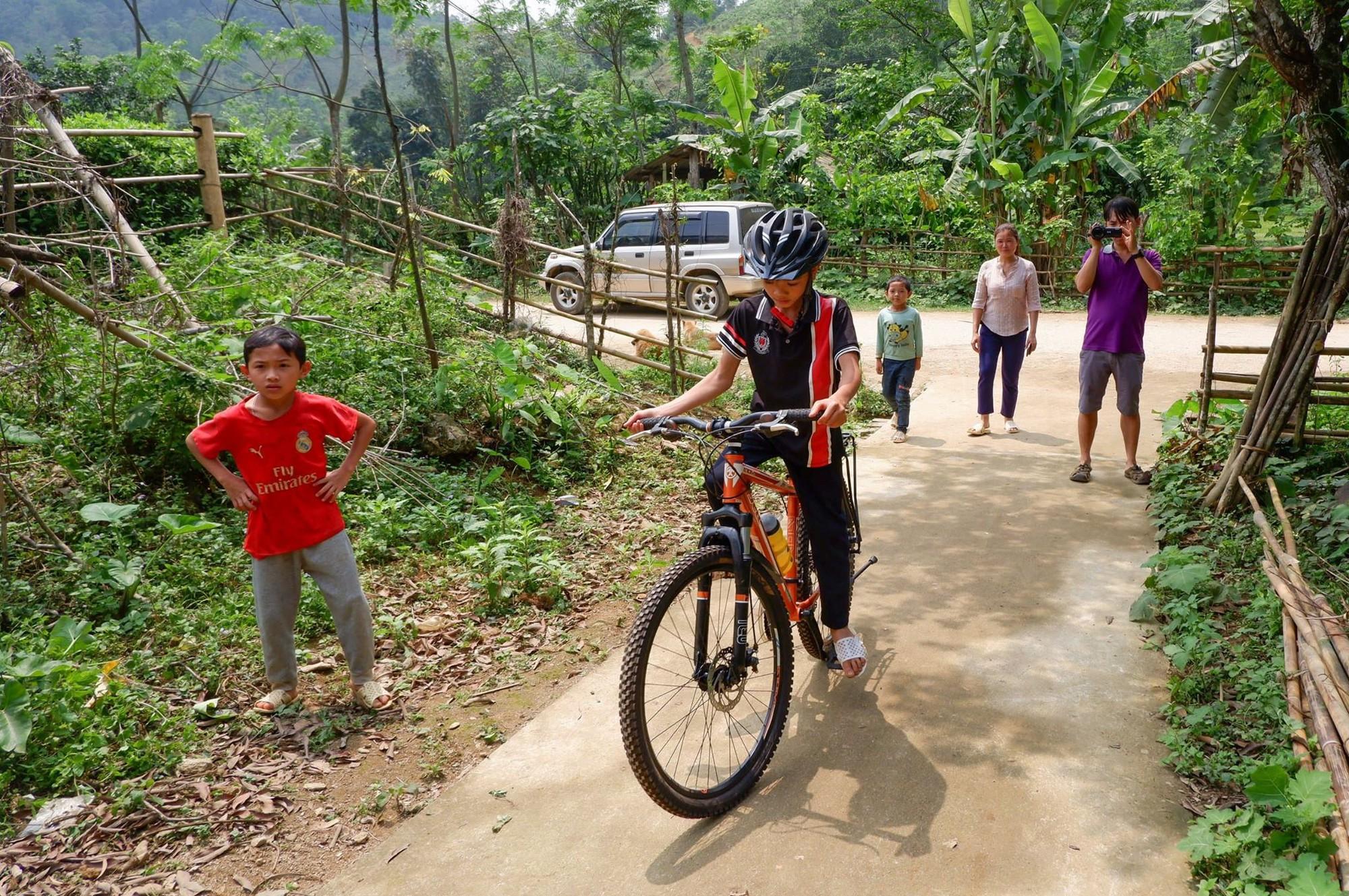 Chiếc xe đạp không phanh đi hơn 100km được trả giá 13 triệu đồng - Ảnh