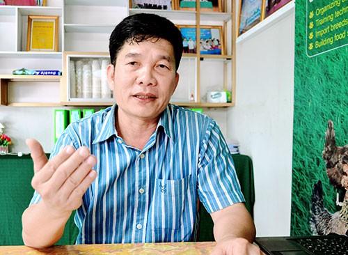 Chủ tịch hiệp hội chăn nuôi Đồng Nai: 'Do dịch tả nên lượng heo đang thiếu trầm trọng, thời gian tới giá sẽ lên 45.000 đồng/kg' - Ảnh 1.