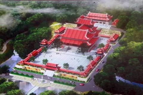 Vốn 1 tỉ, Ba Vàng Quảng Nam từng dự tính xây khu tâm linh 1.000 tỉ - Ảnh 1.