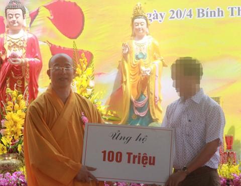 Vốn 1 tỉ, Ba Vàng Quảng Nam từng dự tính xây khu tâm linh 1.000 tỉ - Ảnh 3.