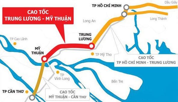 BOT Trung Lương - Mỹ Thuận: Dùng ngân sách gỡ vướng, xử lí riêng Công ty Yên Khánh - Ảnh 2.
