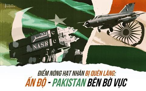 Bắn hạ tiêm kích, Ấn Độ - Pakistan bên bờ vực chiến tranh hạt nhân
